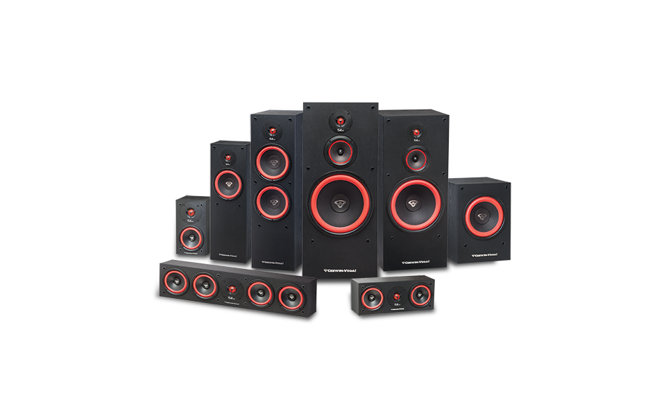 Cerwin Speakers