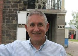 Mayor Mike O'Brien (Photo Credit Telegraph Journal)