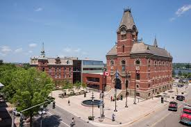 City Hall. Photo Credit: Tourism Fredericton