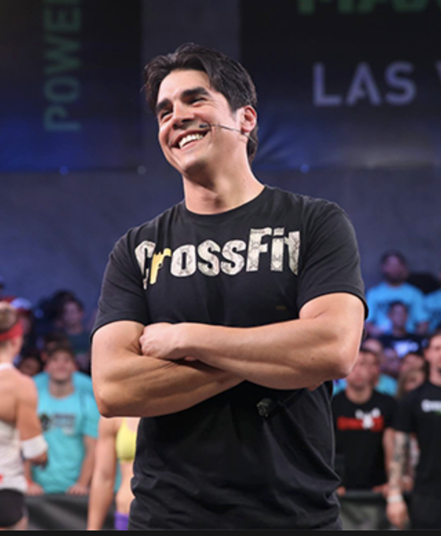 THE Dave Castro - Director of the CrossFit Games