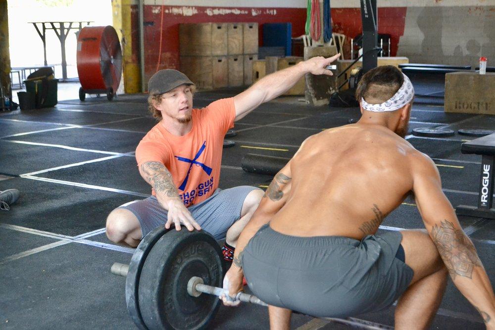 Chad Vaughn & Chris O.