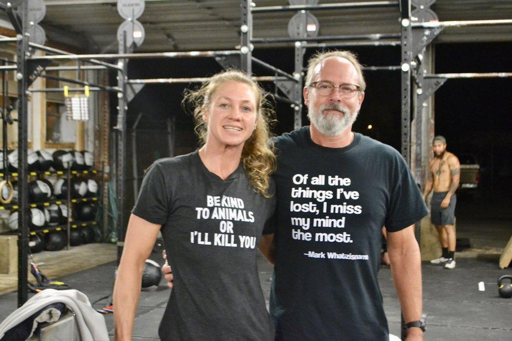 Julie & Bob