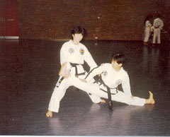 Side Stretching c 1985