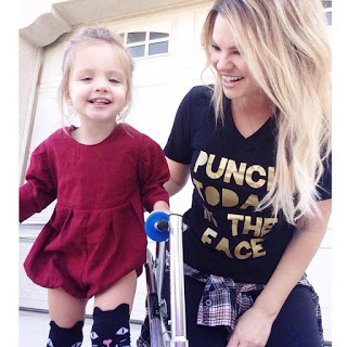 What does Mild Cerebral Palsy look like? — FiFi + Mo