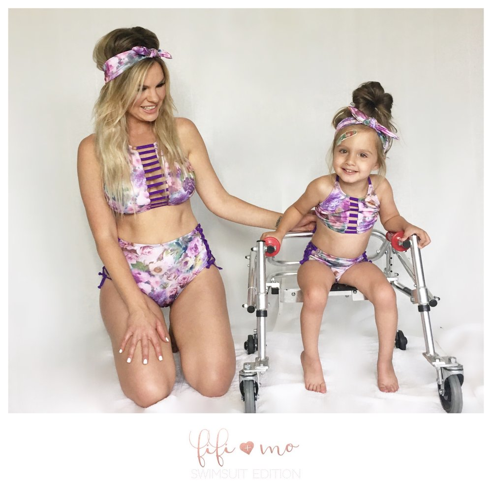 c6b94e3b966ed It's no secret I'm a fan of twinning with my mini. We get asked ALL the  time about our matching suits, so I wanted to feature some of our favorite  Instagram ...