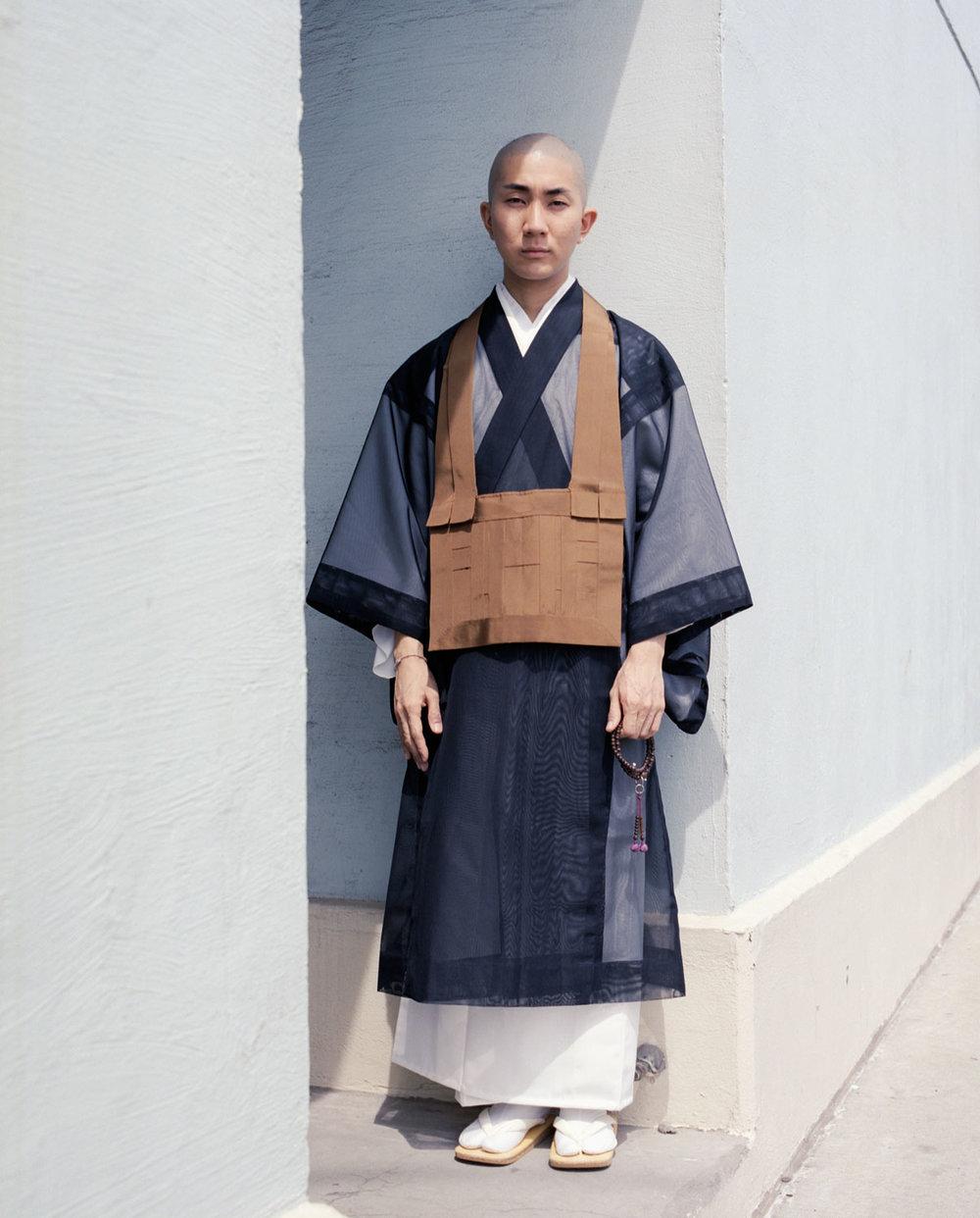 Kairyo fuku — Kodo's own
