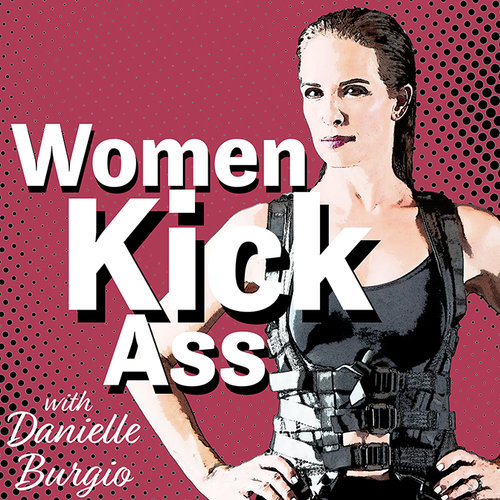 I chat with stunt legend Jen Caputo in this episode of #womenkickass