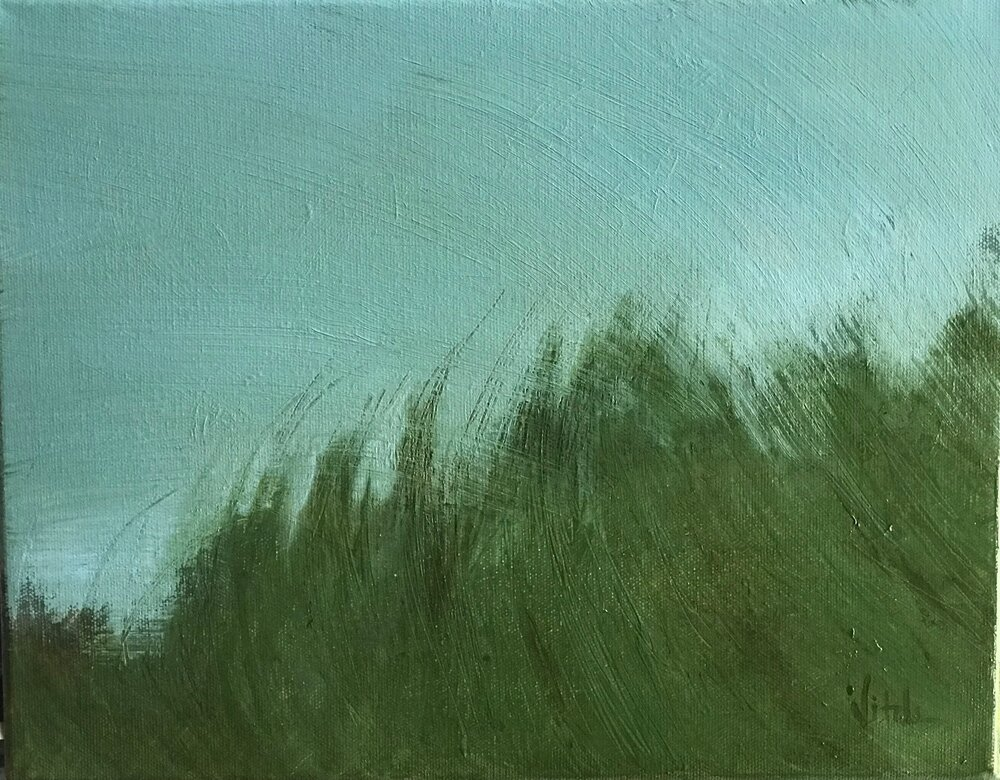 Wind Through The Grasses
