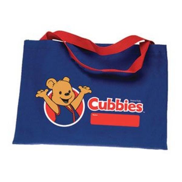 Cubbies Tote - $8