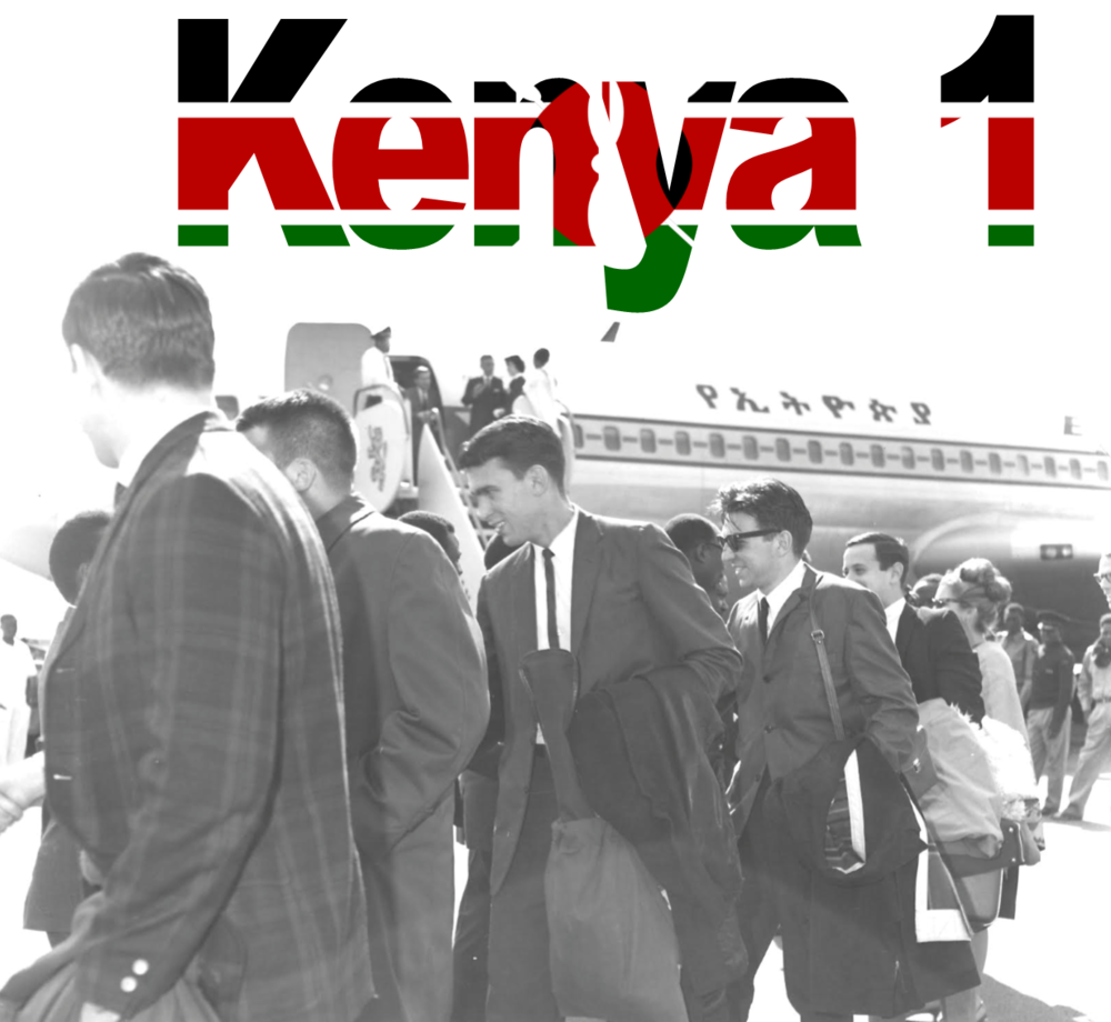 Read tribute to the Kenya 1 team.