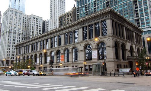 Chicago Cultural Center Screening