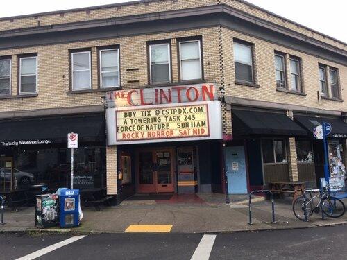 Clinton Street Theater Portland, OR