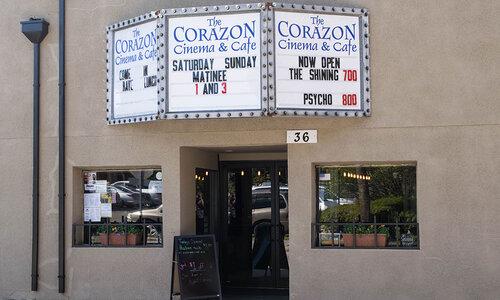 Corazon Cinema and Café St. Augustine