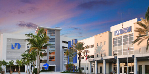 Miami Dade College with South Florida RPCVs