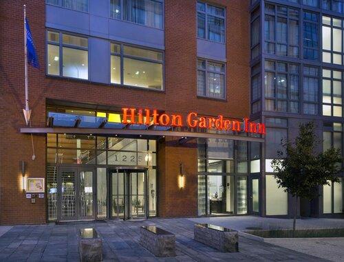 Shriver Circle Screening at Hilton Garden Inn, DC