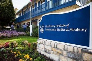 Middlebury Institute of International Studies at Monterey, CA