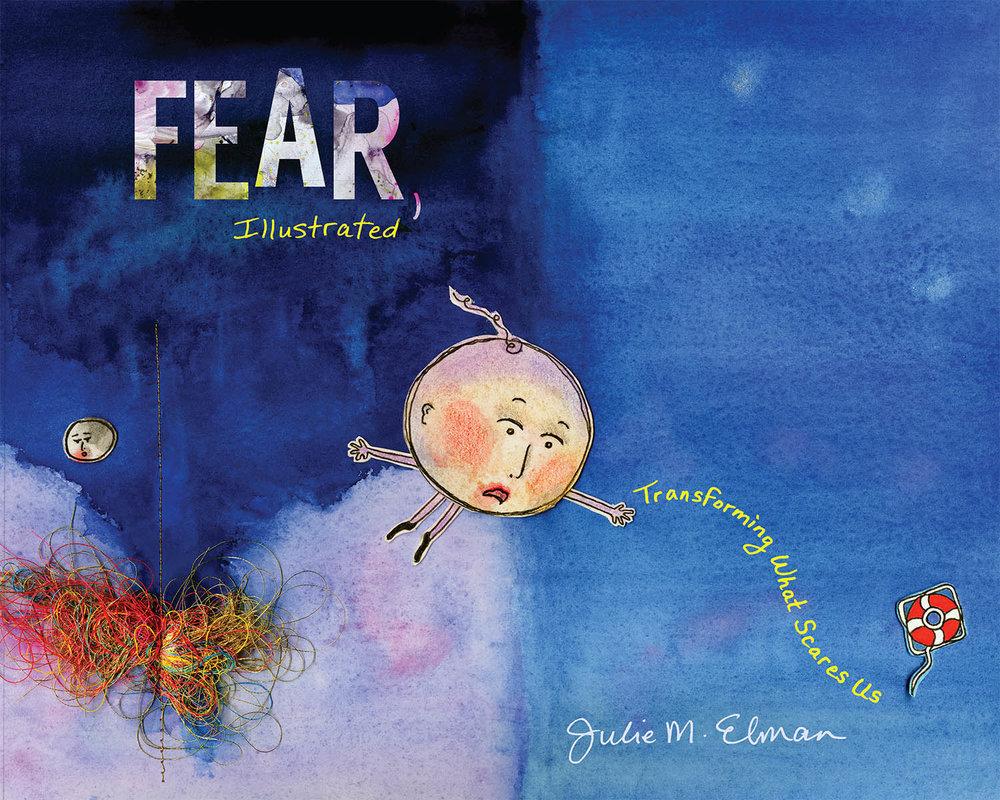 Fear, Illustrated: Transforming What Scares Us was released in January 2017.