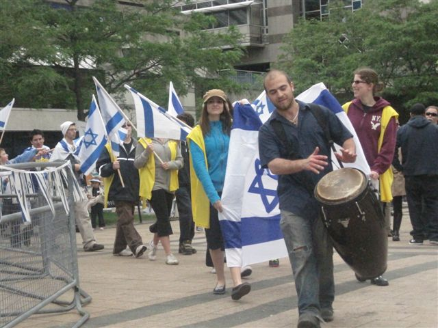 ISRAEL DAY  June 6, 2010 Mel Lastman Sq, 011.jpg