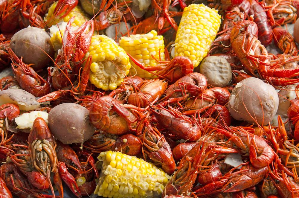 We now have boiled crawfish and Friday's and Saturday! Market price