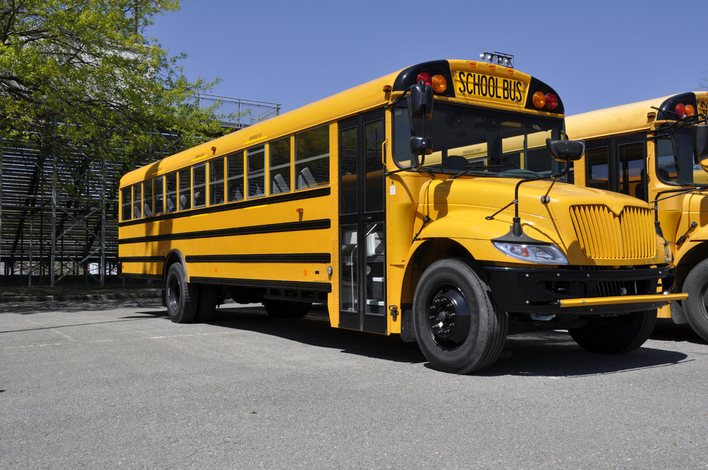 rent a school bus