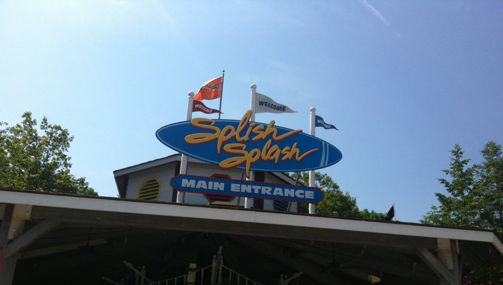Splish Splash Main Entrance