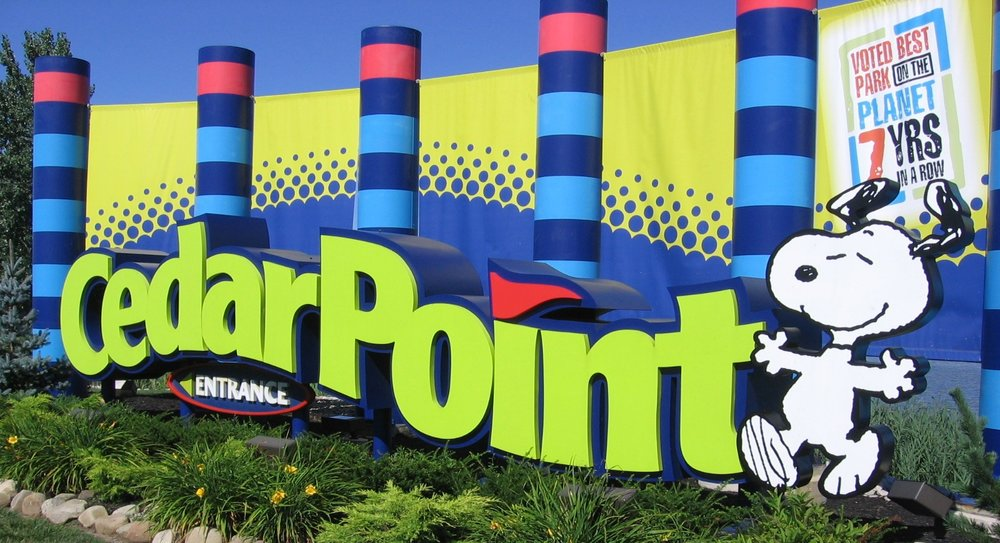 get to Cedar Point from Cleveland