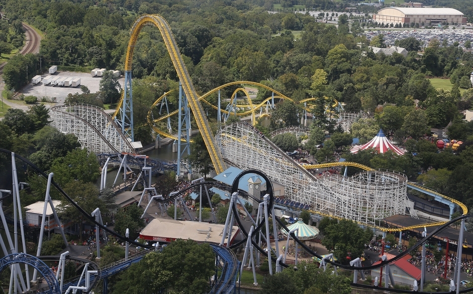 get to Hersheypark from New York