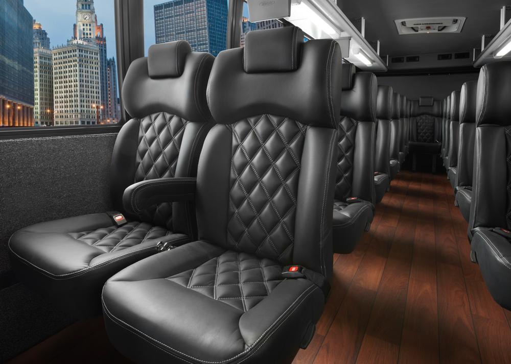 charterbus amenities