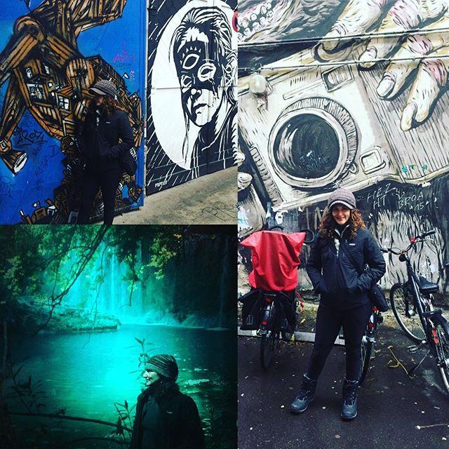 Haus Schwarzenberg Street Alley.  #berlin #citybreak #pronetowander #streetart #thisis40something #myastheniagravisstrong #berlingraffiti #travelmore #bestgift #hauschwarzenberg #alleyart
