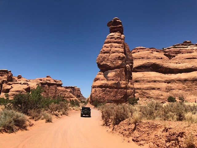 Jeep friends, Utah is our playground.