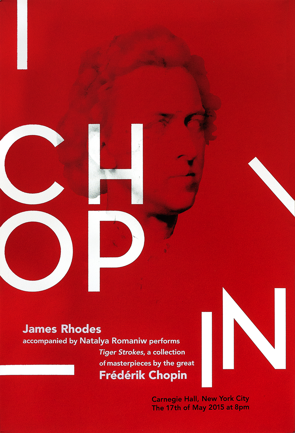 Simen Meyer  Chopin / Spring 2015