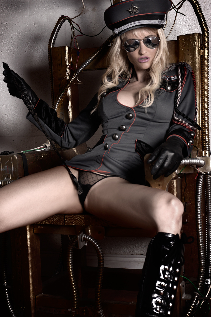 General Perversion in action. Are you ready>