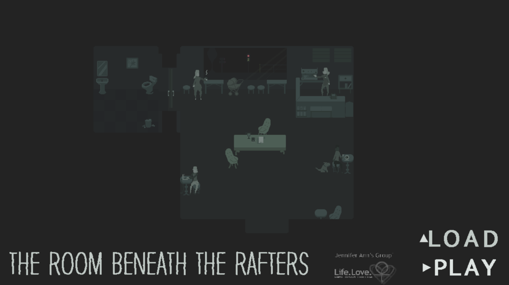 Room Beneath the Rafters (HTML5, 2016)