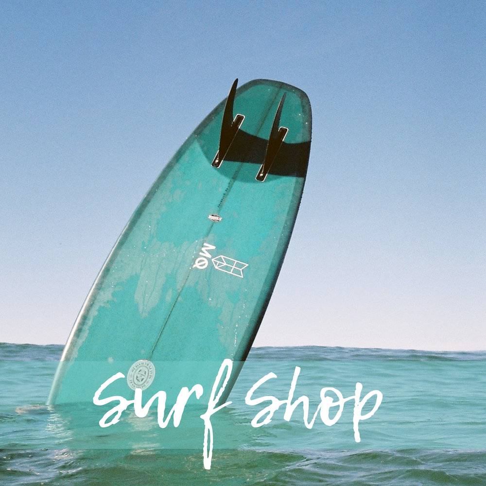 MAGIC QUIVER SURF & COFFEE SHOP