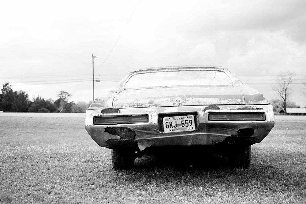 Old car near Nashville, Tennessee, United States by Leica Photographer Manuel Guerzoni