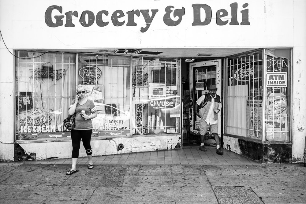 T & K Grocery & Deli, Downtown Portland, Oregon OR, USA by Leica Photographer Manuel Guerzoni in San Francisco