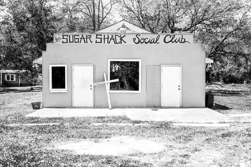 The Sugar Shack Social Club, John's Island, South Carolina, SC, United States by Leica Photographer Manuel Guerzoni in San Francisco