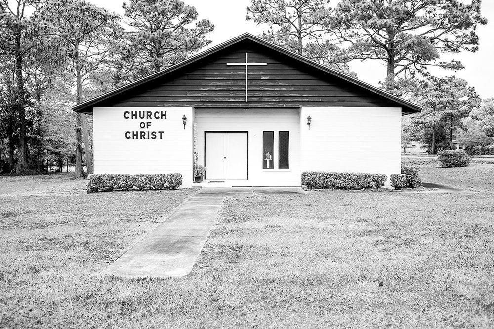 Church of Christ, 741 20th St, Port St Joe, Florida, FL, USA