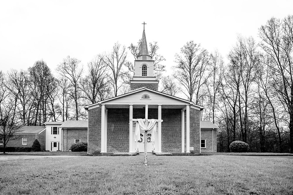 New Salem Baptist Church 8233 Sperryville Pike, Culpeper, VA 22701, Virginia, USA