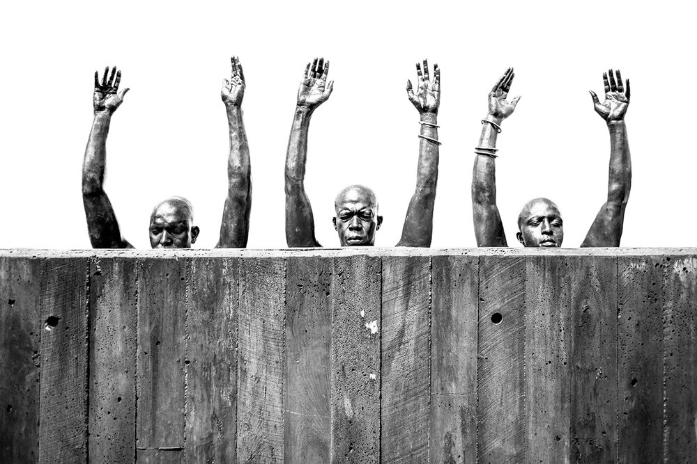 The National Memorial for Peace and Justice, National Lynching Museum dedicated to victims of white supremacy. Montgomery, Alabama, USA by Leica Photographer Manuel Guerzoni