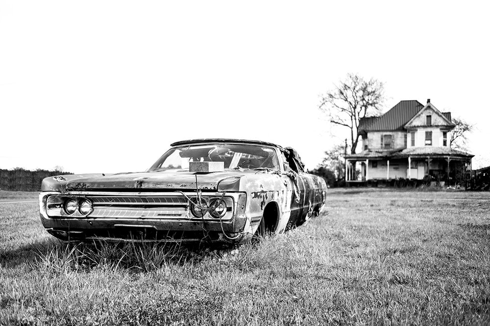1971 Plymouth Fury, Snow Hill, Maryland, MD, United States by Leica Photographer Manuel Guerzoni in San Francisco