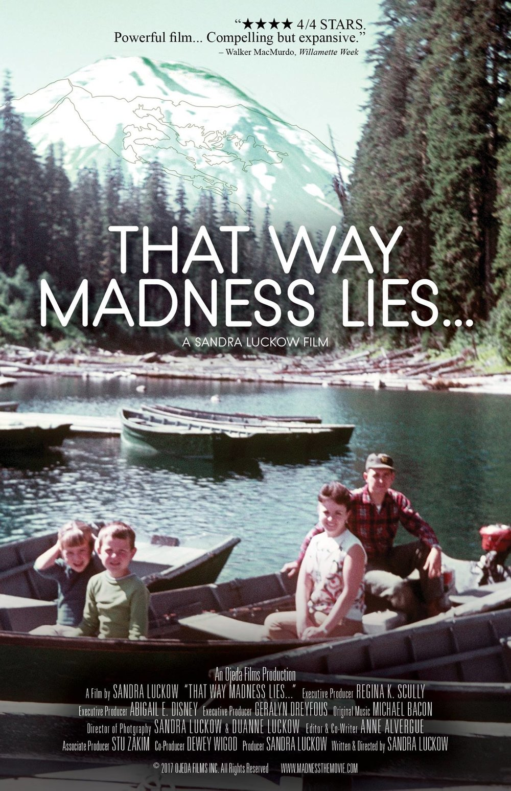 THAT WAY MADNESS LIES…, - a feature length documentary about mental illness and its effects on a family, their struggles with the mental health system and the law enforcement system, has been accepted to the Beacon Independent Film Festivaltaking place in Beacon, NY from Sept. 15 – 17, 2017.http://www.madnessthemovie.com/press.htmlhttp://beaconindiefilmfest.org/