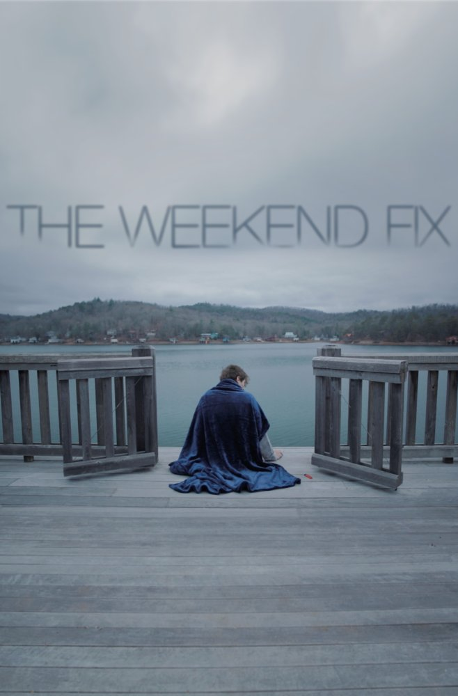 The Weekend Fix - Directed & Writen by Taylor Fuchs.After an overdose, a young man's father sends him to a private rehab in a mansion on a lake -- where he is the only patient. An eccentric team of hired professionals attempts to