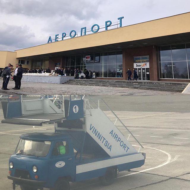 Team 66 - International Medical Escort Team - out in the Ukraine  for the weekend.  New York -Tel Aviv - Vinnytsia- Medzhybizh.
