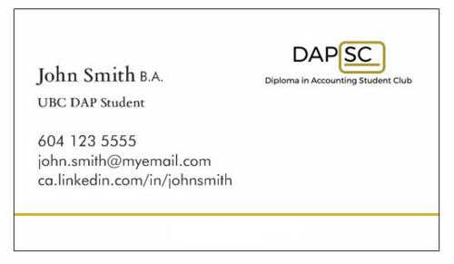 Business cards ubc dap student club student business cardg colourmoves