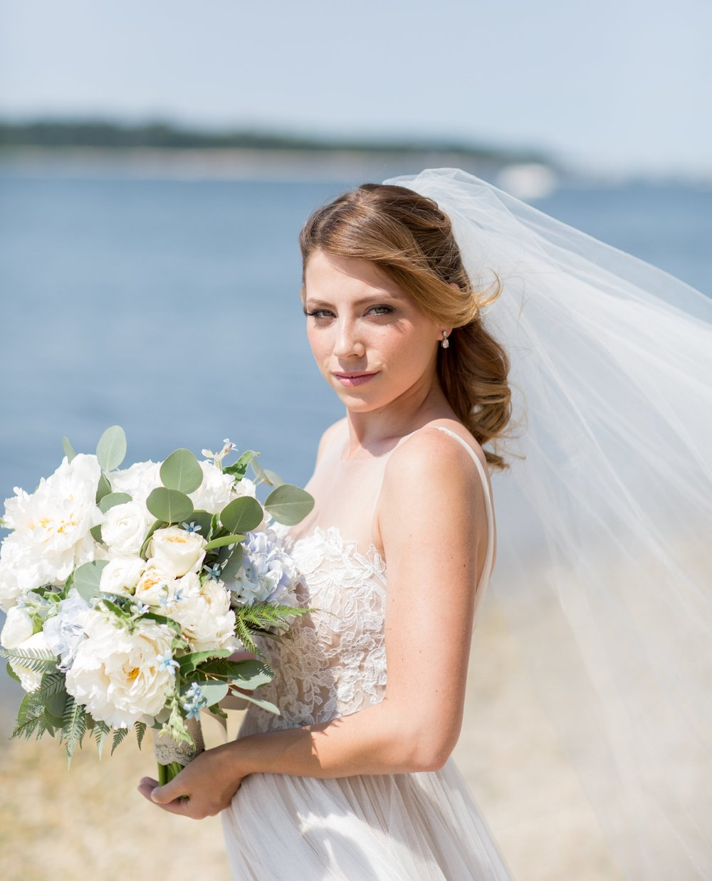Harbor Club Coastal Wedding Editorial
