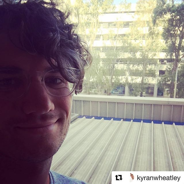 Earlier this week, Kyran Wheatley posted a video on Instagram.  It wasn't one of his usual posts - featuring food, dogs, friends or his fiancé Rhys.  This post was a confession. Link in bio.