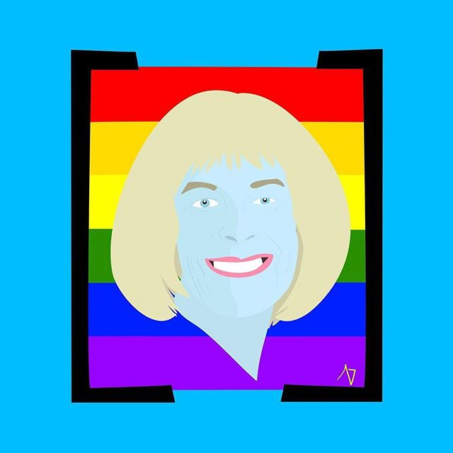 'When I started female hormones, I felt complete as a person for the very first time in my life.' Hear more from Brenda Appleton in this week's ep of #LGBTIQA. Link in bio.