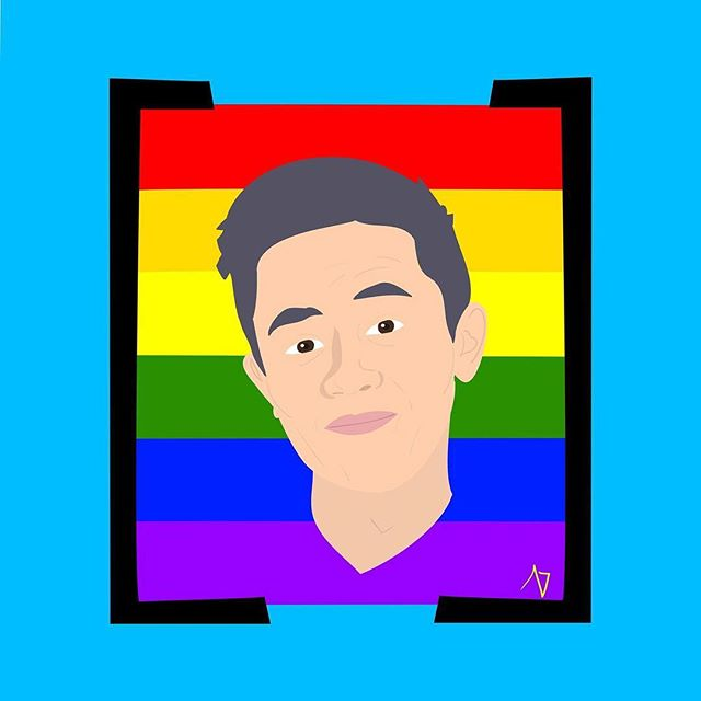 'I want to question what normal is, and why we define it as normal.' Hear more from @mrbenjaminlaw in the latest episode of LGBTI[Q&A]. Link in bio.