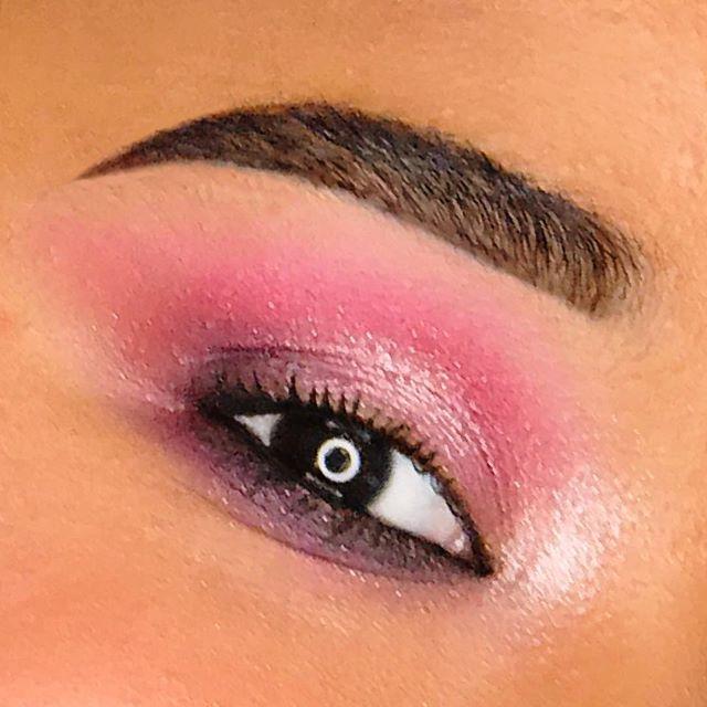 Pink isn't just a colour, it's an attitude. 💗💕 Using #MACGirls #MACFashionFanatic 🌸👩🏻🎤💓@maccosmetics @mactimessquare  @nycmetromakeup #MACArtistChallenge #MACBoldBadLash #MACCosmetics #makeupbymichael #pinkeyeshadow #nycmua #newyorkcity #macboys #ilovemacgirls #ilovemacboys #brows